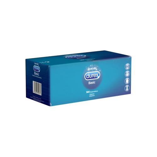 Durex Natural (Basic) Condooms 144 stuks #1