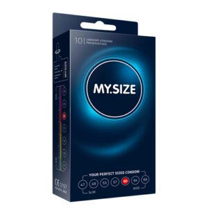 MY.SIZE 60 mm Condooms 10 stuks #1