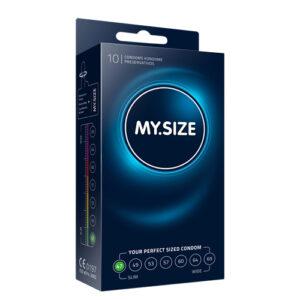 MY.SIZE 47 mm Condooms 10 stuks #1