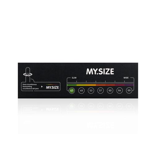 MY.SIZE 47 mm Condooms 36 stuks #7