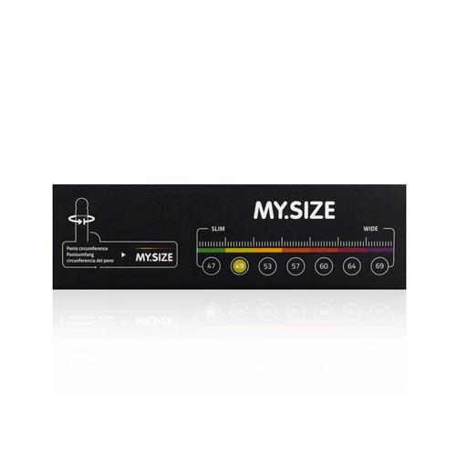 MY.SIZE 49 mm Condooms 36 stuks #7