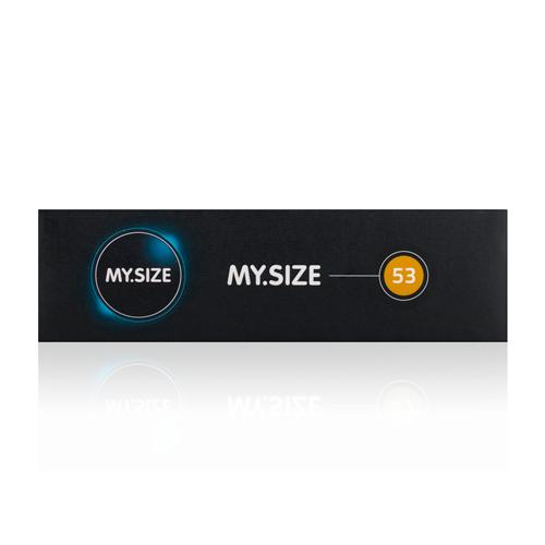 MY.SIZE 53 mm Condooms 36 stuks #5