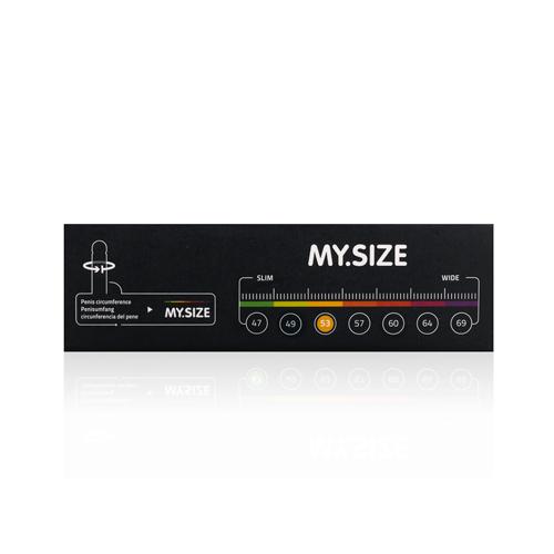 MY.SIZE 53 mm Condooms 36 stuks #7