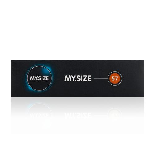 MY.SIZE 57 mm Condooms 36 stuks #5