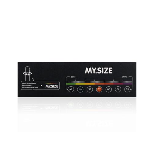 MY.SIZE 57 mm Condooms 36 stuks #7