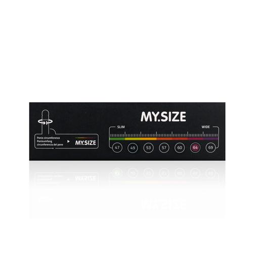 MY.SIZE 64 mm Condooms 36 stuks #7