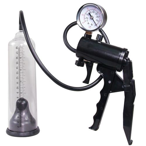 Stiff & Strong Pump #1