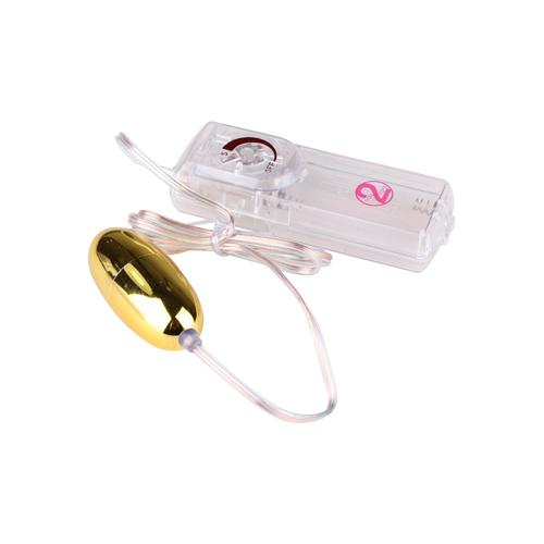 Gouden vibratie eitje #5