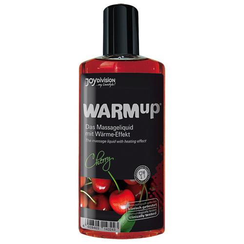 Warm-Up Massage Olie - Kers #1