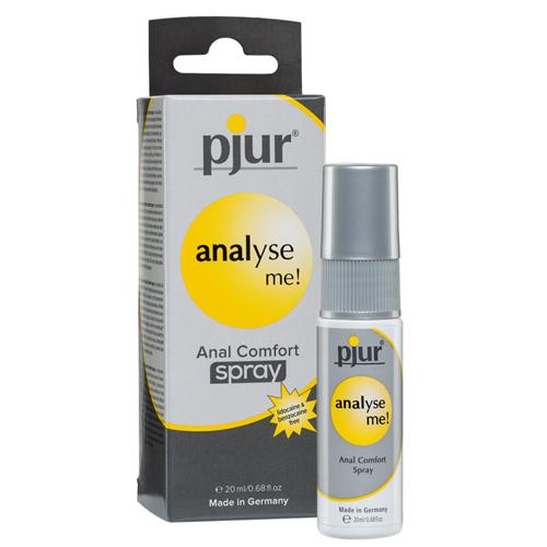 Pjur Anal Comfort Spray #1