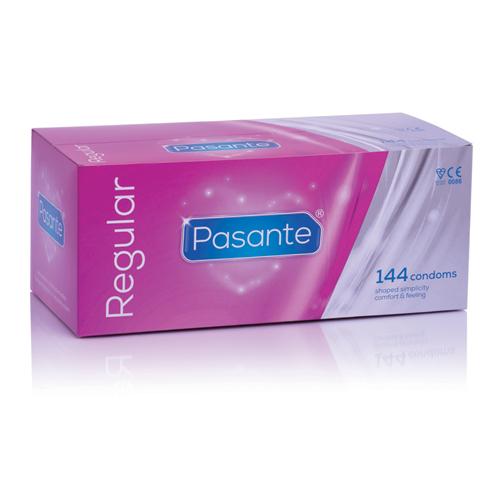 Pasante Regular condooms 144 stuks #1