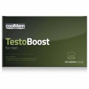 CoolMann - Testoboost - 40 stuks #1