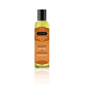 Sweet Almond Massageolie - 59 ml #1