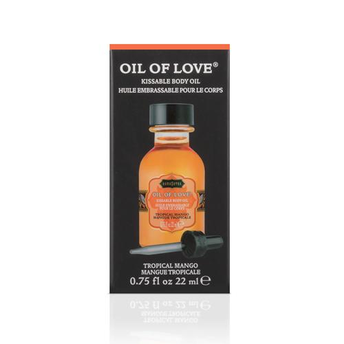 Tropical Mango - Likbare Olie - 22 ml #3