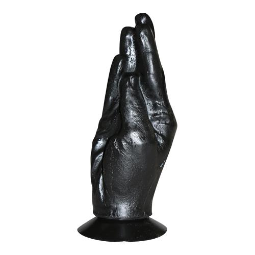 All Black Fisting Hand #1