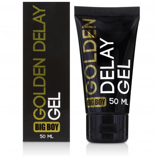 Golden Delay Gel #13