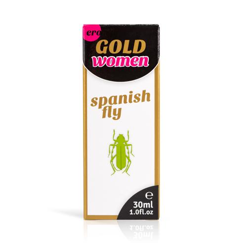 Spanish Fly lustopwekker voor vrouwen - Gold strong 30 ml #11