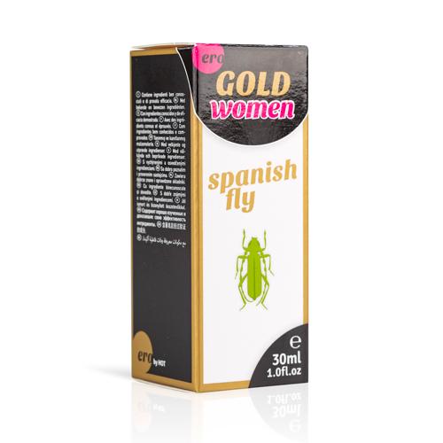 Spanish Fly lustopwekker voor vrouwen - Gold strong 30 ml #13