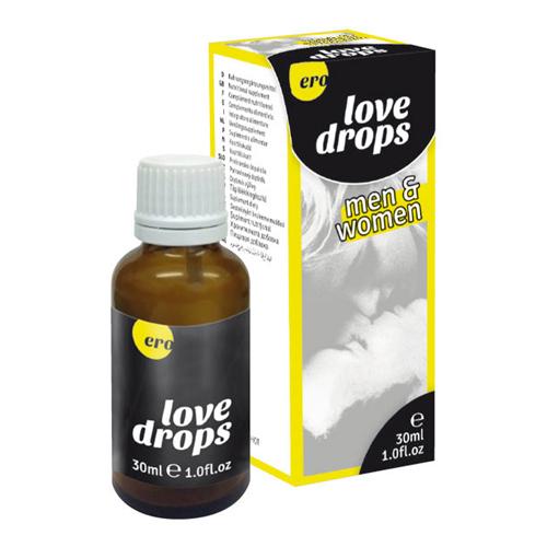 Liefdes druppels voor man en vrouw #1