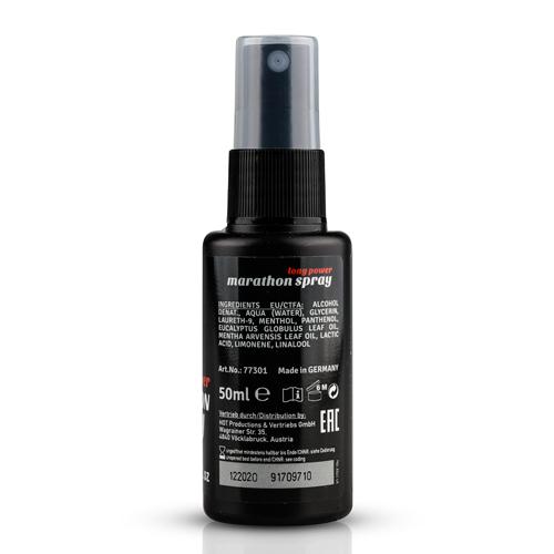 Marathon spray mannen 50 ml #3