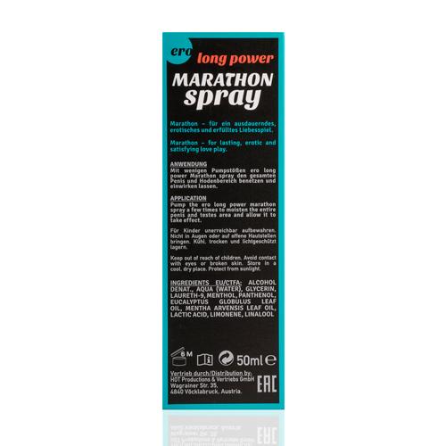 Marathon spray mannen 50 ml #11