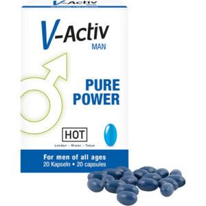 Potentiemiddel voor mannen - V-Activ #1