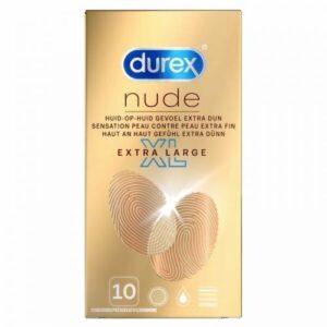 Durex Condooms Nude XL - 10 stuks #1