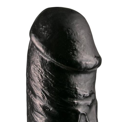 Realistische Dildo 29 cm - Zwart #3