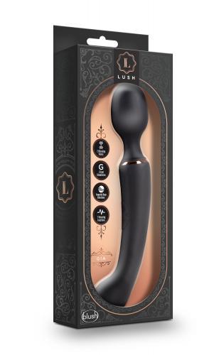 Lush Gia Dubbele Vibrator - Zwart #7