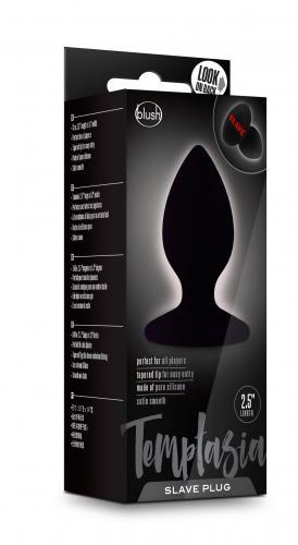 Temptasia - Slave Anaal Plug - Black #5
