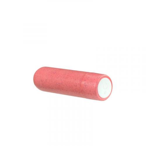Gaia Eco Oplaadbare Bullet Vibrator - Koraal #3