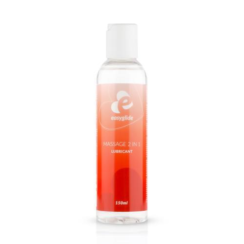 EasyGlide - 2 in 1 Massage Glijmiddel Op Waterbasis - 150 ml #1