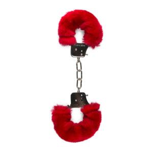 Bonten handboeien - rood #1