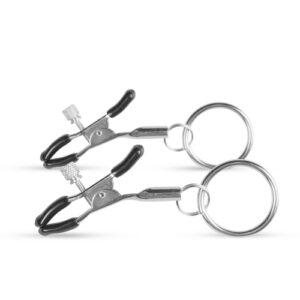 Metalen Tepelklemmen Met Ring #1