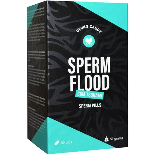 Devils Candy Sperm Flood #1