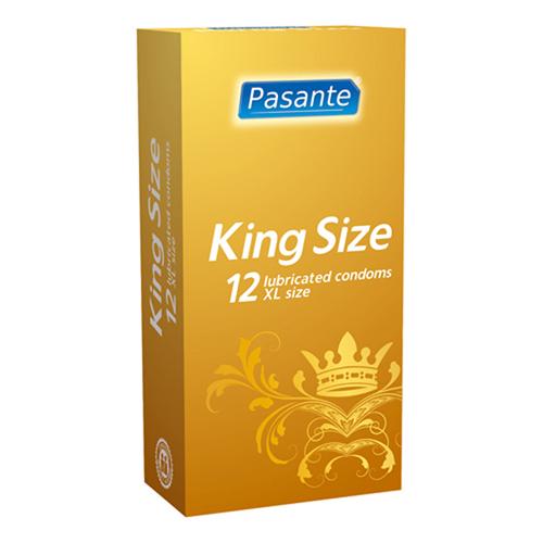Pasante King Size condooms 12 stuks #1