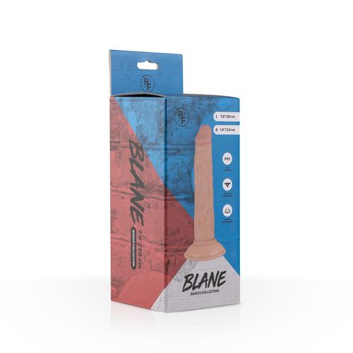 Blane Realistische Dildo Met Zuignap - 16.5 cm #11