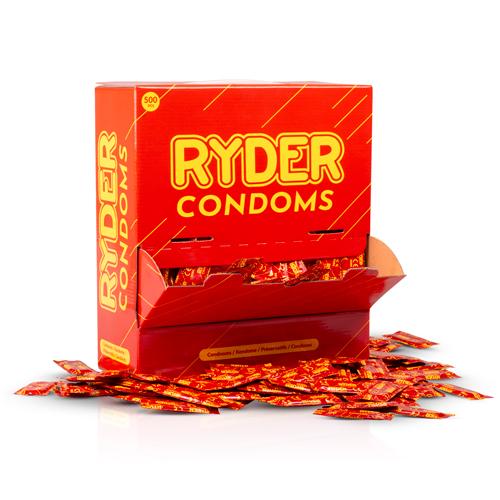 Ryder Condooms - 500 Stuks #1