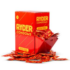 Ryder Condooms - 144 Stuks #1