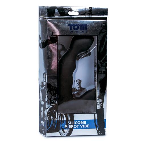 Tom Of Finland Prostaat Vibrator Zwart #11