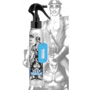 Tom of Finland Deep Throat Verdovende Oraal Spray #1