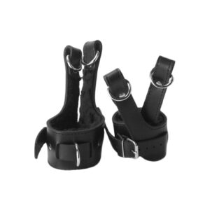 Strict Leather Fleece Lined Suspension Cuffs #1