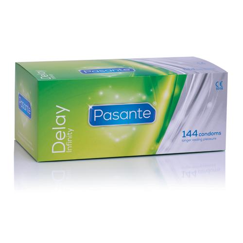 Pasante Delay condooms
