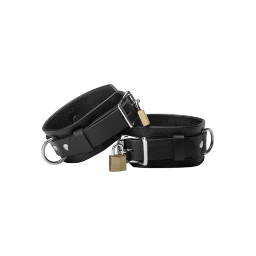 Strict Leather Deluxe Locking Cuffs #1